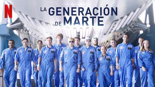 Resultado de imagen para La generación de Marte